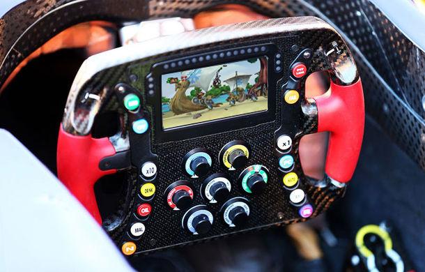 Posibles aplicaciones para el nuevo volante de F1