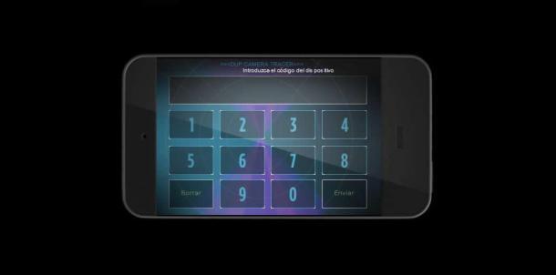 Teléfono de Delsin, donde buscar la emisión de la cámara del D.U.P.