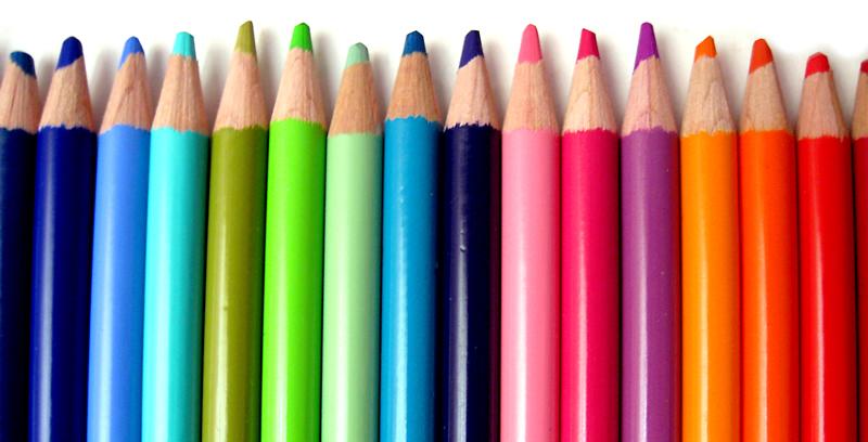 La elección de los colores será esencial para tener un diseño atractivo y funcional