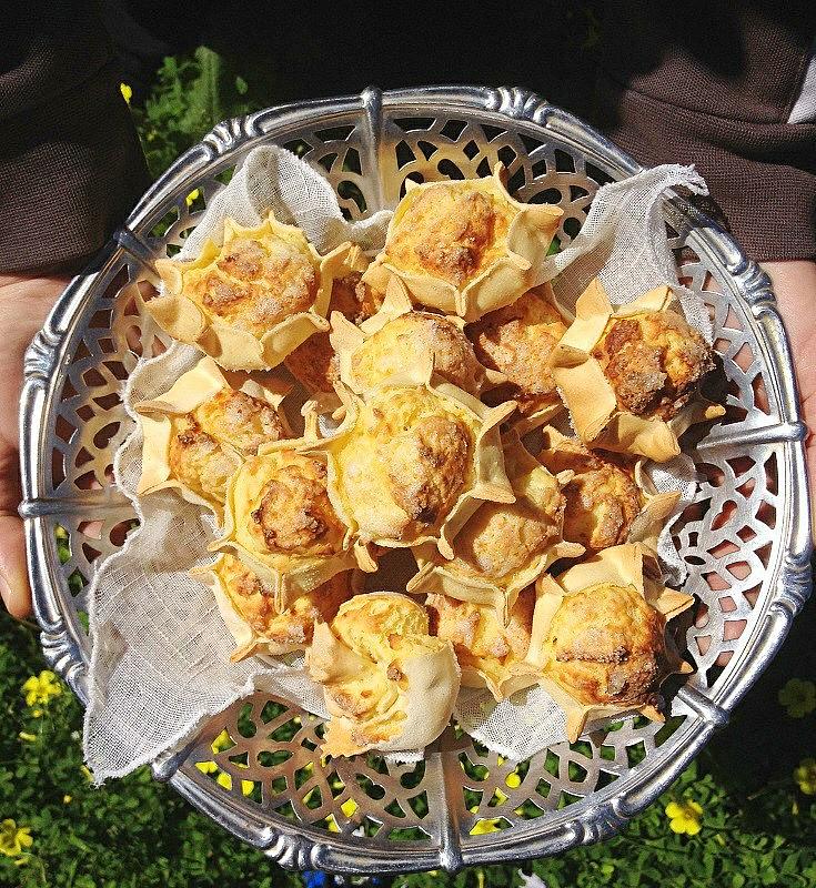 pardulas dolce tipico sardo pasqua