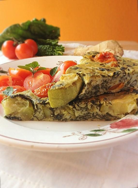 La frittata senza uova e glutine, per grandi e piccini.