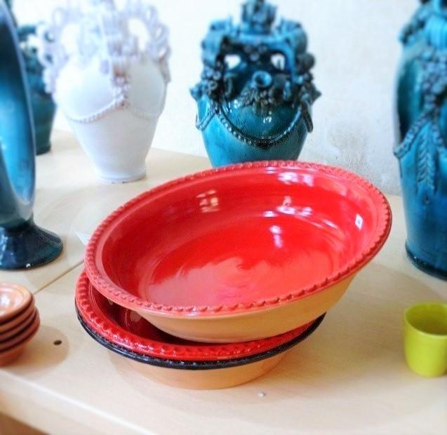 Fregula-ricetta-Sardegna-tradizione-scivedda-ceramica