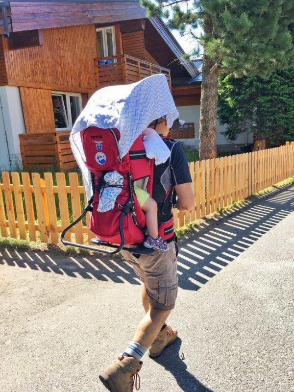 Con i bambini sull'Alpe di Siusi seguendo le orme di Hans e Paula Steger: Una passeggiata verso Baita Tuene.