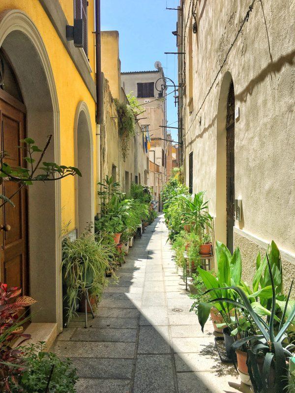 A Cagliari alla scoperta del quartiere di Castello con il passeggino: Il nostro tragicomico ferragosto.