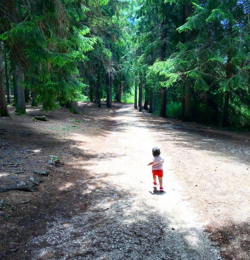 Il laghetto di Fiè: Con i bambini in uno dei laghi più puliti d'Italia.