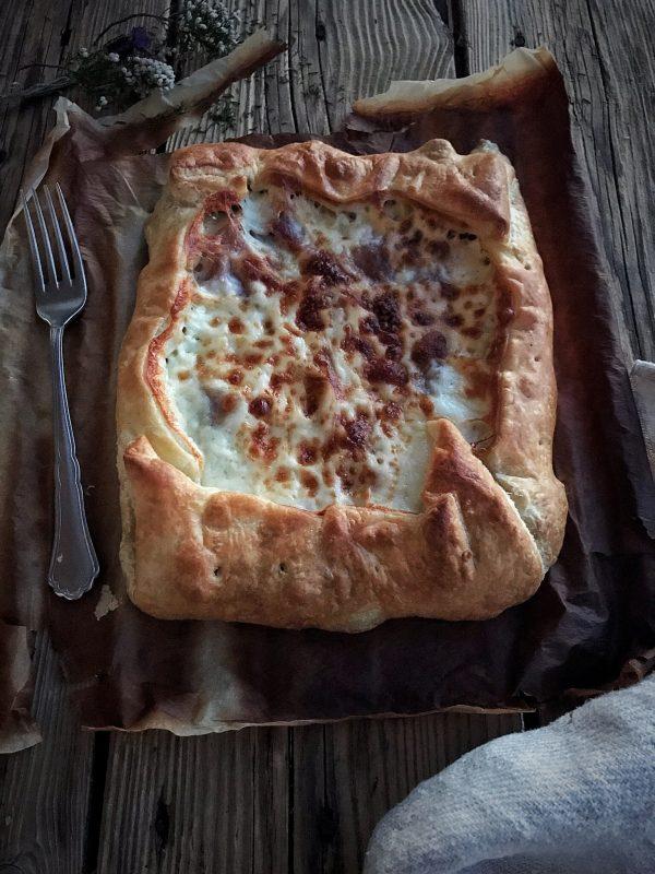 La ricetta dell'ultimo minuto: una torta salata con i carciofi e…