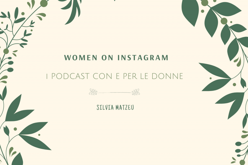 podcast Silvia Matzeu
