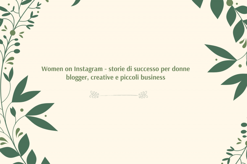 Women on Instagram, i Podcast con e per le donne