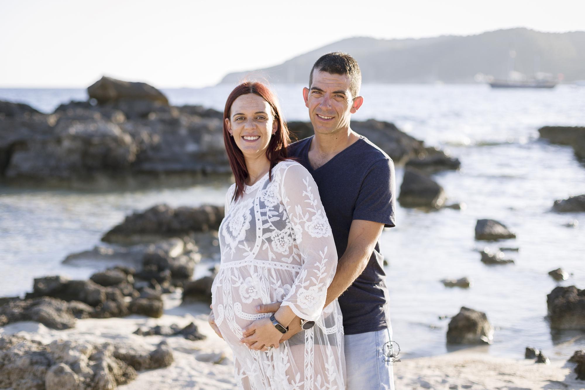 fotografía de embarazo en ibiza eivissa photographer fotografía de recién nacido en ibiza newborn photographer estudio de fotografía en Ibiza
