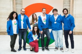 group, photo, Google, logo, t-shirt, assistants, team, digital, training, Corporate, event, summit, fair, congress, conference, speech, talk, presentation, Photographer, fotografo, photography, Italy, Italia, UK, Europe, Milan, Milano, Florence, Firenze, Rome, Roma, London, Paris, Barcelona, Madrid, Berlin