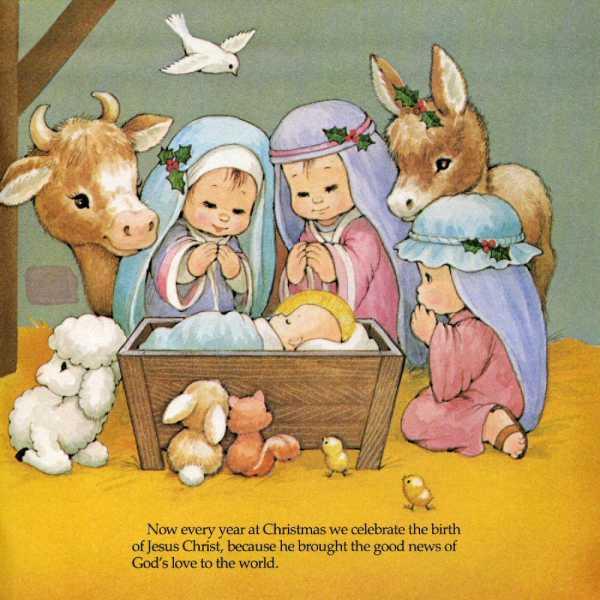 la historia de navidad ruth