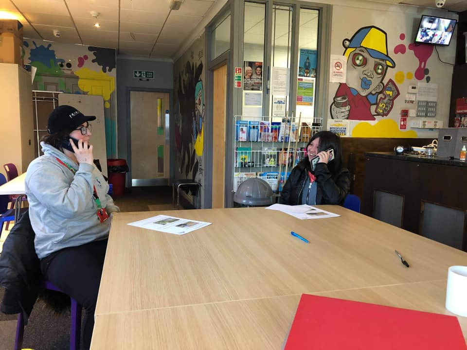2020/21 Employability Project-COVID 19 One to One work