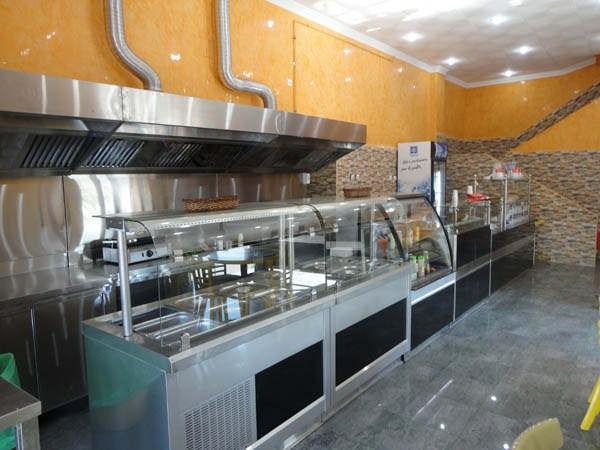 Agencement Restaurant Simafe