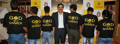 A Perfect Thriller - 'God is a Gamer' by Ravi Subramaniam