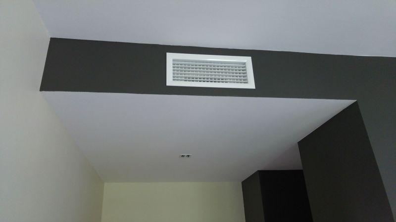 climatisation rversible gainable  Allauch dans une maison rnove  Installation et dpannage