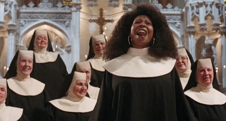 """Résultat de recherche d'images pour """"sister act movie"""""""