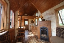 Tiny Stone Cottage House