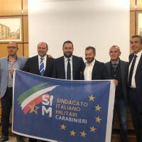 Eletta la segreteria provinciale SIM Carabinieri Cosenza
