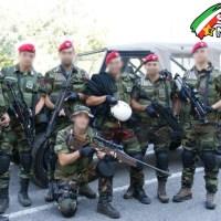 29 anni in Basco Rosso. Anniversario per lo Squadrone Eliportato Carabinieri Cacciatori Calabria