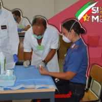 Problematiche sanitarie nell' Arma dei Carabinieri a causa del Covid 19.