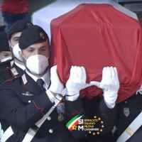 Funerali di Stato Attanasio e Iacovacci: oggi è il giorno del dolore