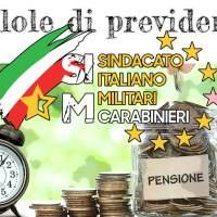 Riforma del sistema pensionistico