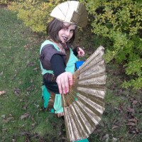 Homemade Halloween costume hacks for parents in a hurry