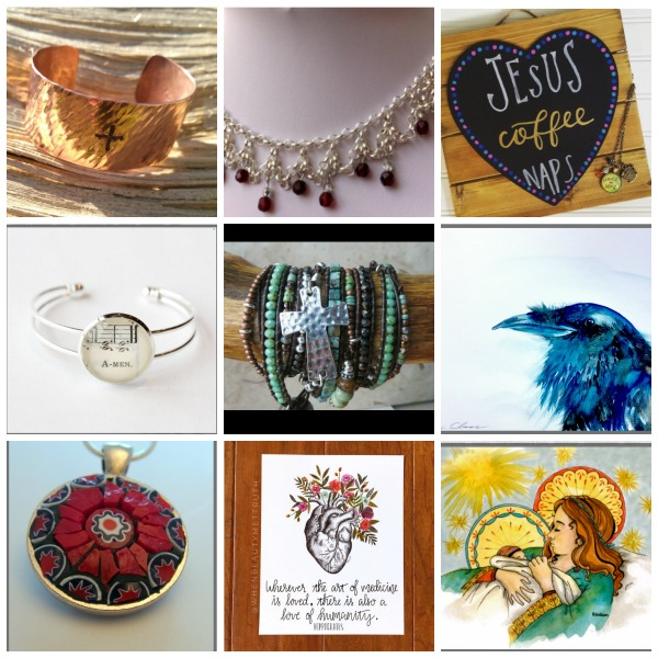 Catholics on Etsy! Christmas and Advent gifts for 2016