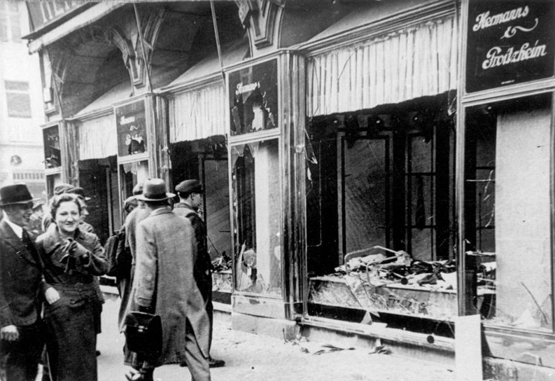 """Pro-life"" Trump is engineering an American Kristallnacht"