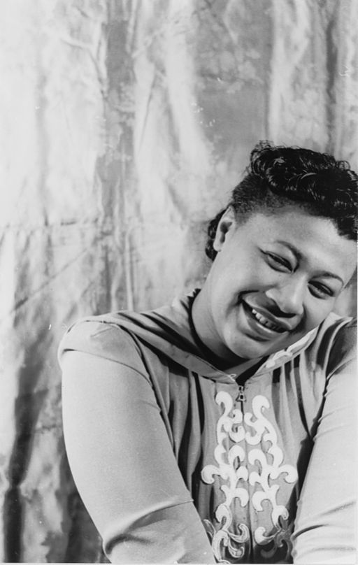 When Ella Fitzgerald had no one to watch over her