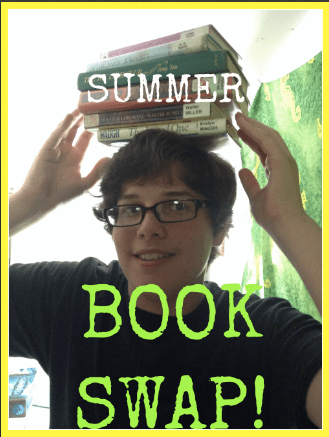 Summer Book Swap: The First List!