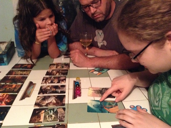 Family Game Review: Mysterium (and Amazon Prime Day reminder!)