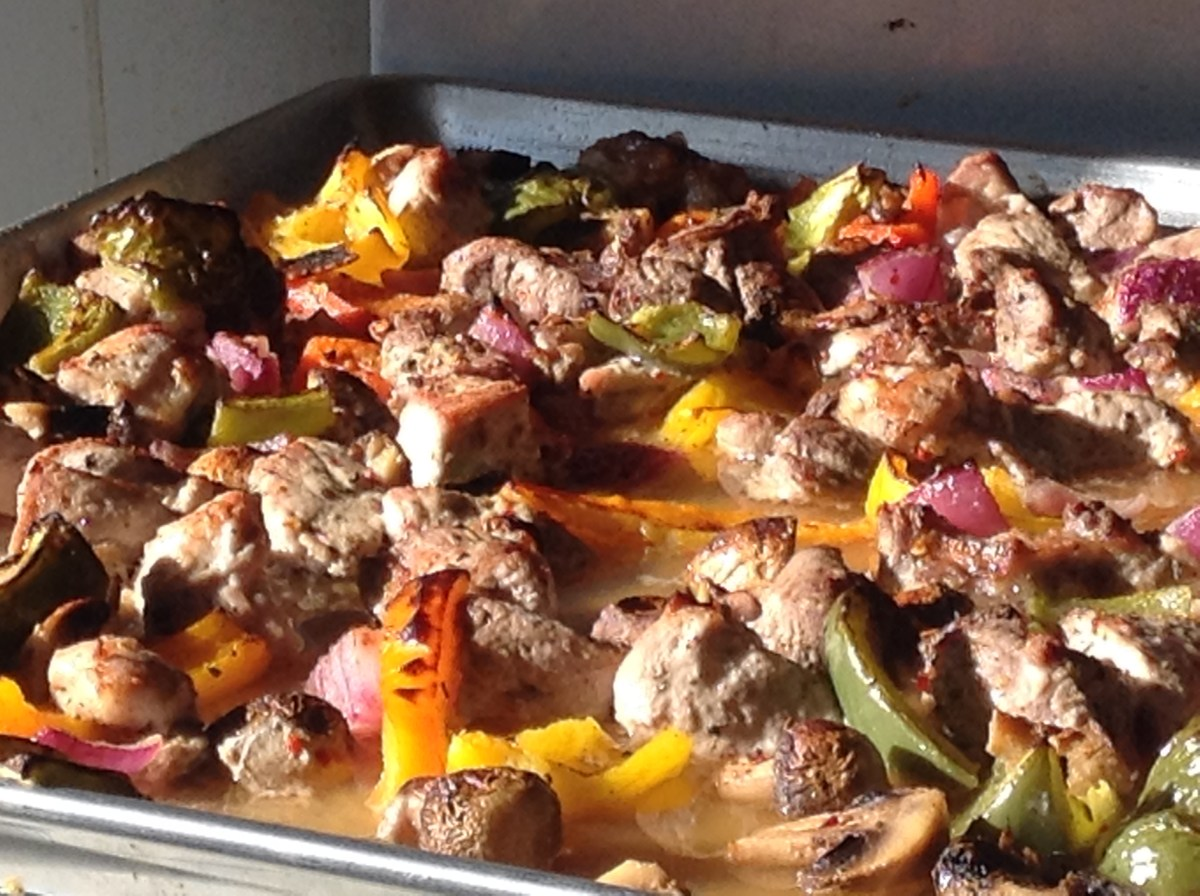What's for supper? Vol. 94: Meat the rainbow!