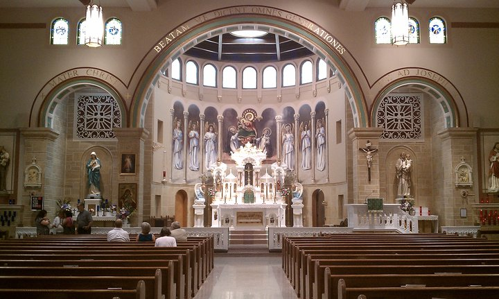 Will Holy Rosary be reconsecrated after desecration by Fr. Luke Reese?
