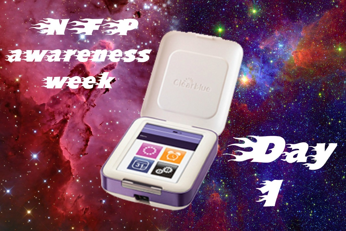 NFP Awareness Week: Clearblue Fertility Monitor Giveaway #1 and #2