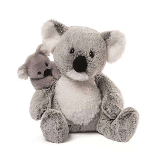 9f23204864cb Take if from parents who looked at an awful lot of plush koalas  this is a  nice one. It s not huge