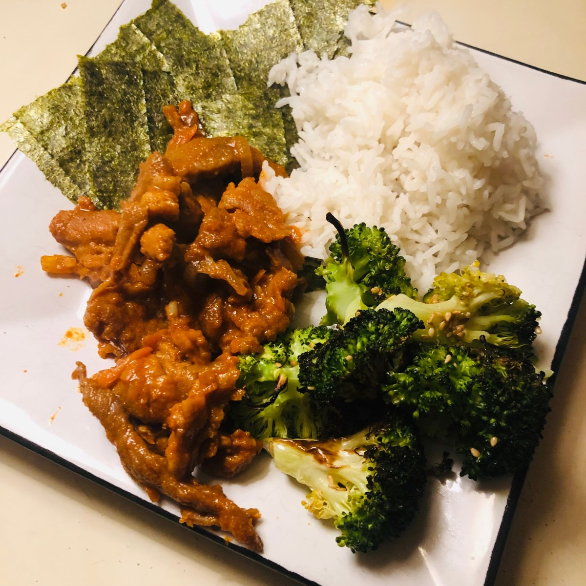What's for supper? Vol. 161: Taste the rainbulgoki