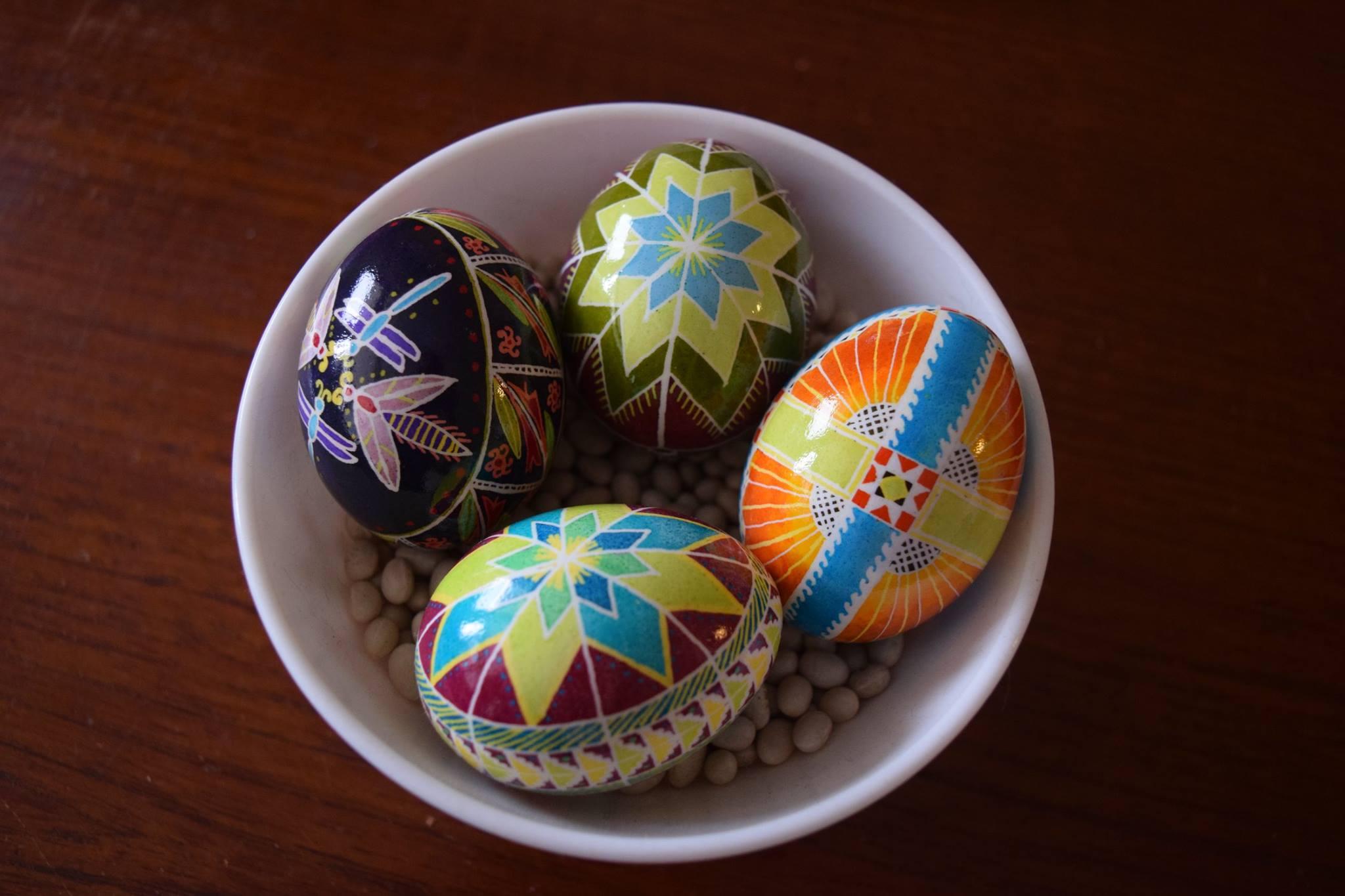 Other Home Arts & Crafts Apprehensive Blue Batik Egg Dye