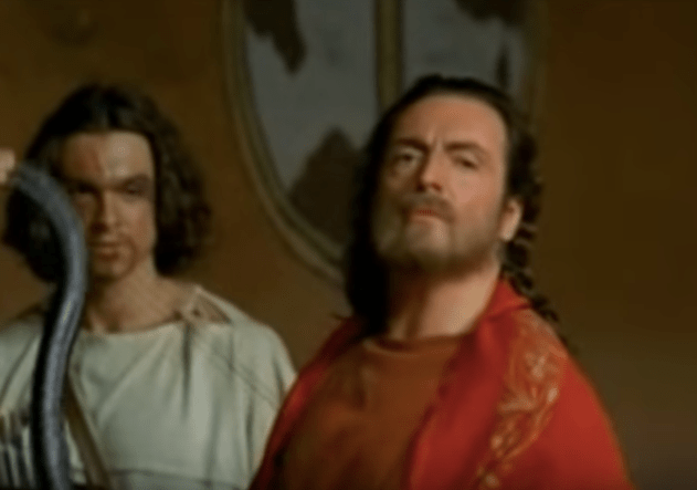 The 1997 Odyssey miniseries is hokey, thrilling, and gorgeous