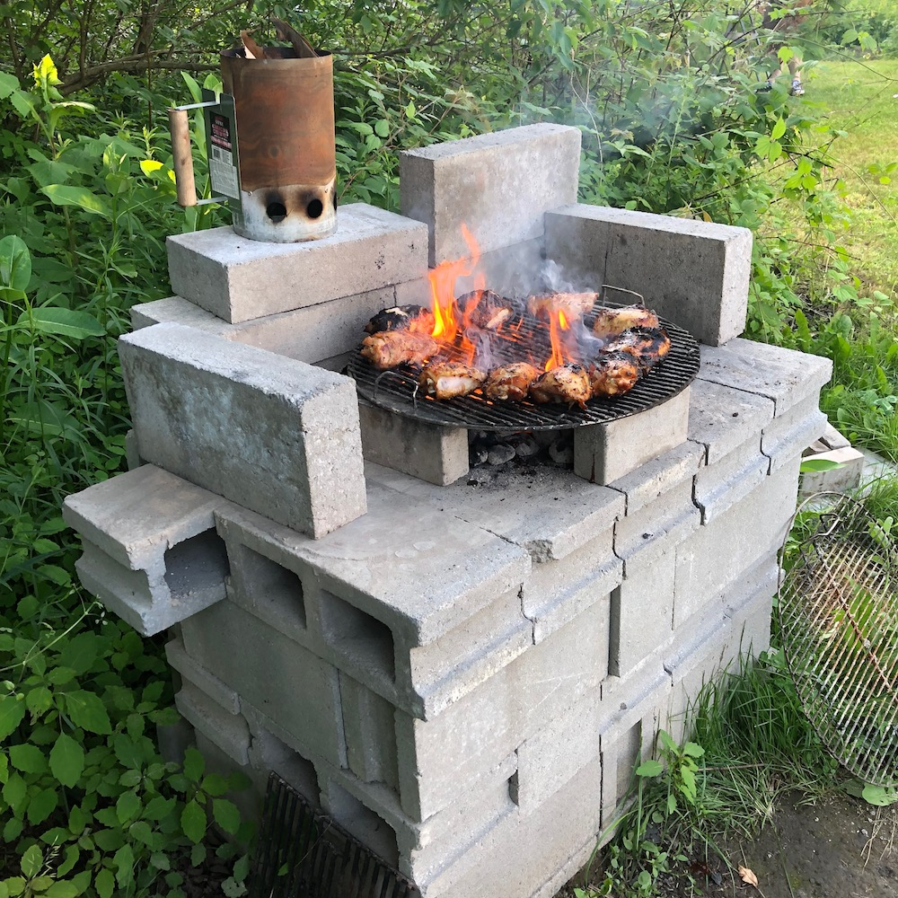 What's for supper? Vol. 176: Damien's Amazing Interchangeable Cinderblock Meat Altar Situation