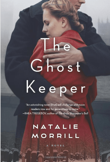 Book review: The Ghost Keeper by Natalie Morrill
