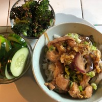 What's for supper? Vol. 181: Omnipod, oyakodon, and Eggos