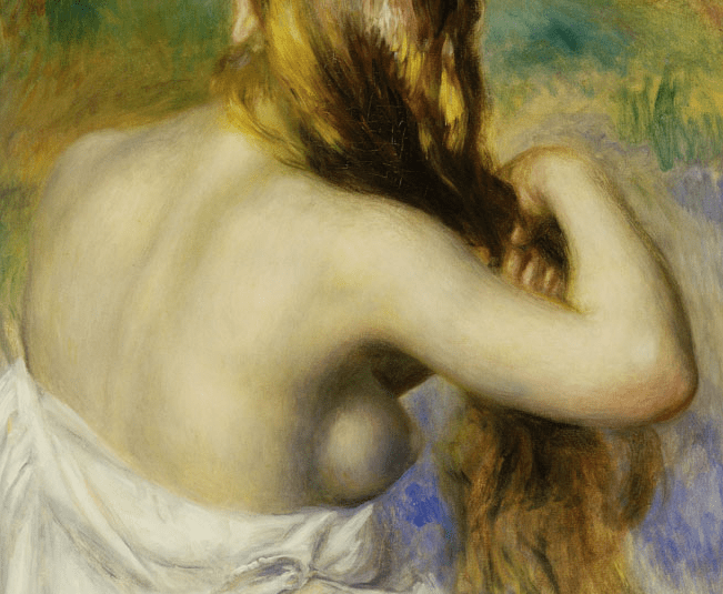 Snickering through museums: How we managed to enjoy Renoir: The Body, The Senses