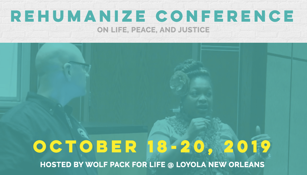 Pro-life spotlight: Who wants a discount code for the REHUMANIZE INTERNATIONAL conference?