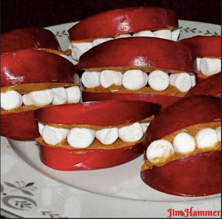 Totally doable Halloween treats for your kid's party