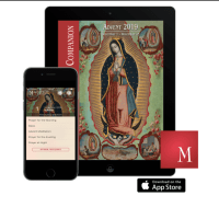 Magnificat Advent Companion app giveaway!