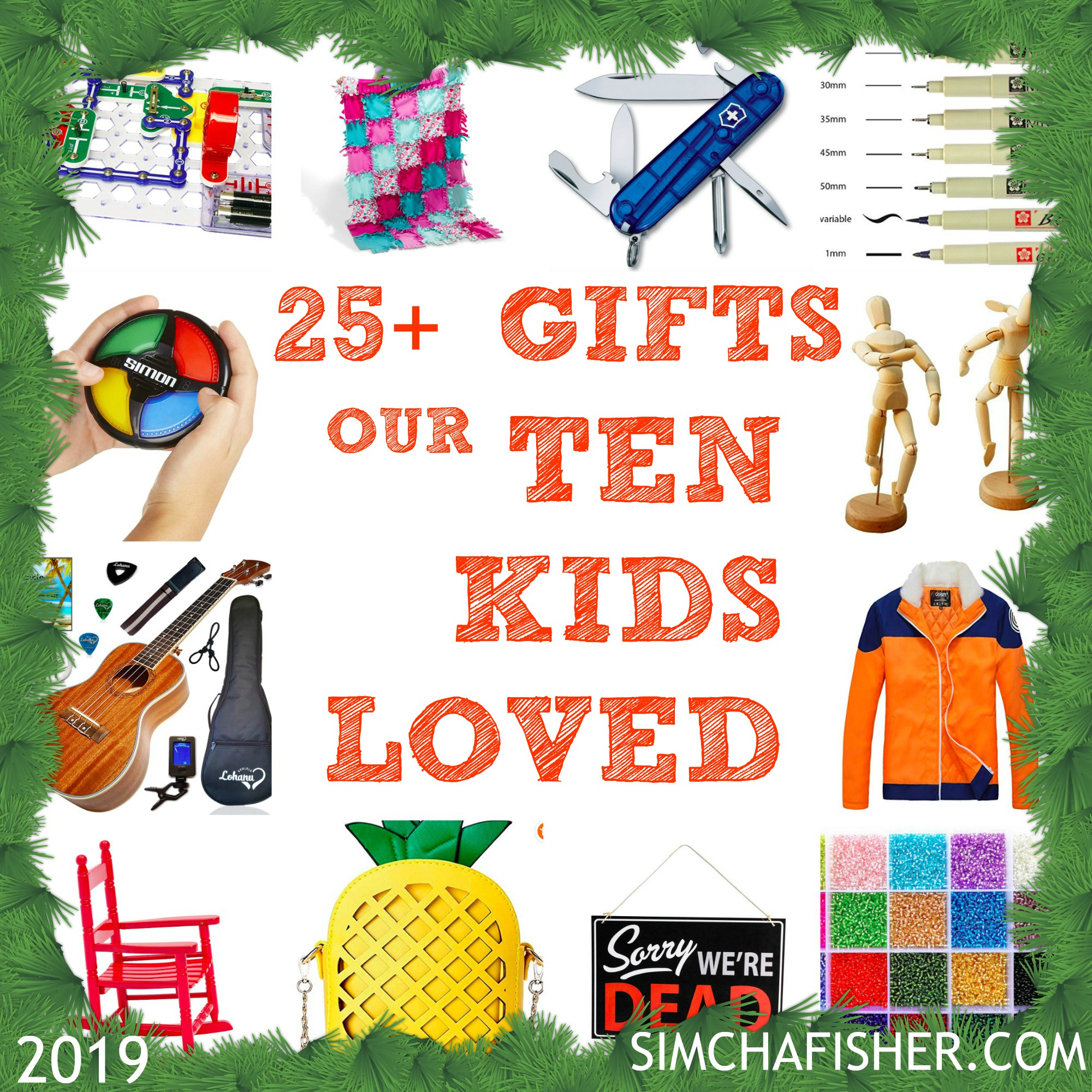 25+ gifts our 10 kids loved! The 2019 Christmas list