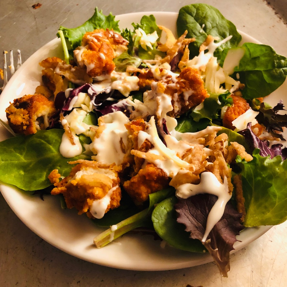 What's for supper? Vol. 195: Pork gyros! Buffalo chicken salad! Zuppa toscana!
