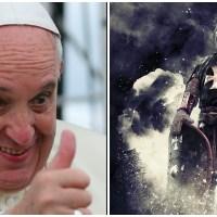 Holy Crapballs: Pope