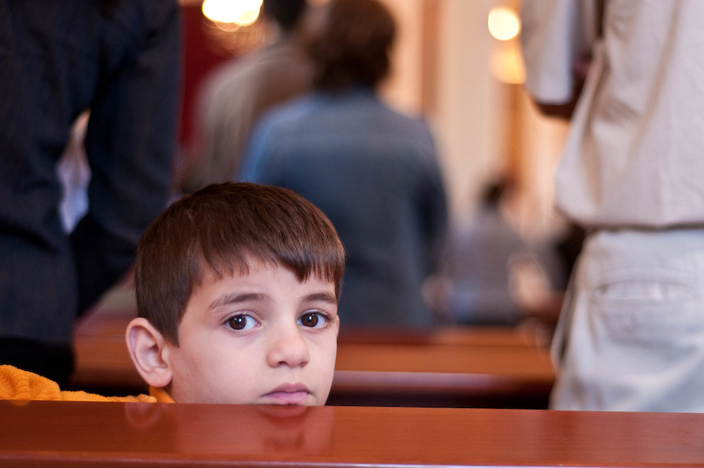 Kids' first confession? Here's how to make it easier